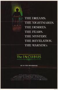 The Incubus - 11 x 17 Movie Poster - Style A