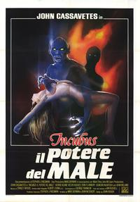 The Incubus - 11 x 17 Movie Poster - Italian Style A