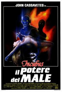 The Incubus - 27 x 40 Movie Poster - Italian Style A