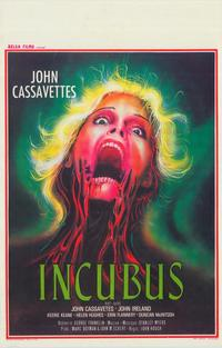 The Incubus - 27 x 40 Movie Poster - Style C