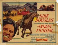 The Indian Fighter - 11 x 14 Movie Poster - Style A