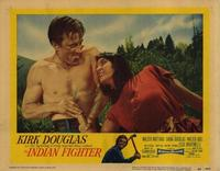 The Indian Fighter - 11 x 14 Movie Poster - Style B