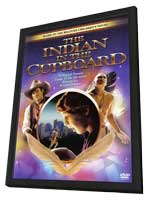 The Indian in the Cupboard - 11 x 17 Movie Poster - Style B - in Deluxe Wood Frame