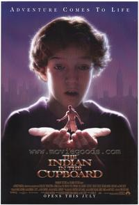 The Indian in the Cupboard - 11 x 17 Movie Poster - Style A