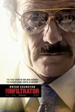 """The Infiltrator"" Movie Poster"