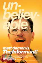 The Informant! - 27 x 40 Movie Poster - Style B