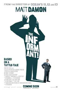 The Informant! - 27 x 40 Movie Poster - UK Style A