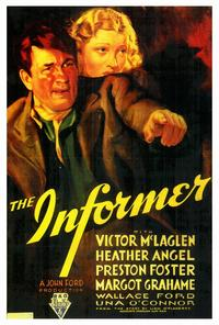 The Informer - 27 x 40 Movie Poster - Style A