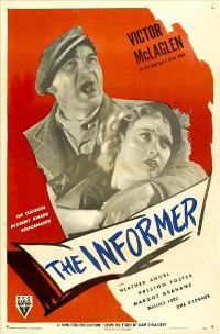The Informer - 27 x 40 Movie Poster - Style B