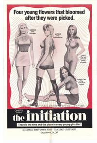 The Initiation - 27 x 40 Movie Poster - Style A