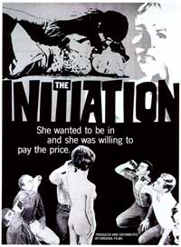The Initiation - 27 x 40 Movie Poster - Style B
