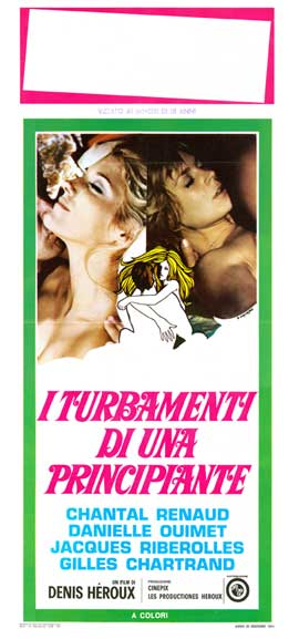 The Initiation - 13 x 28 Movie Poster - Italian Style A