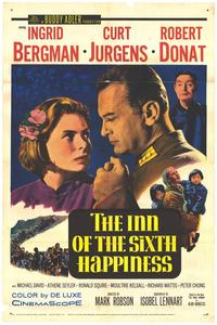 The Inn of the Sixth Happiness - 27 x 40 Movie Poster - Style A