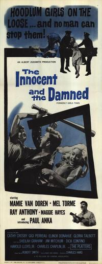 The Innocent and the Damned - 14 x 36 Movie Poster - Insert Style A