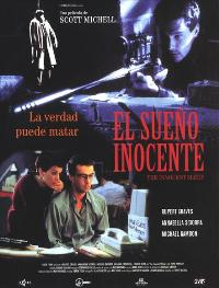 The Innocent Sleep - 43 x 62 Movie Poster - Spanish Style A