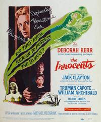 The Innocents - 22 x 28 Movie Poster - Half Sheet Style A