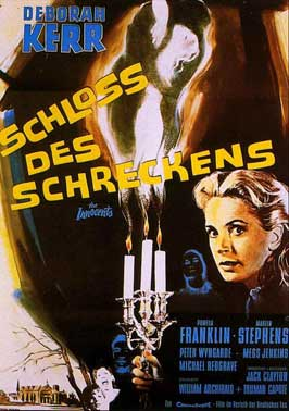 The Innocents - 11 x 17 Movie Poster - German Style A