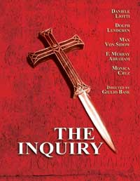 The Inquiry - 43 x 62 Movie Poster - Bus Shelter Style A