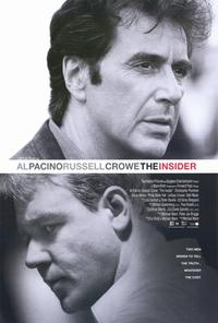 The Insider - 27 x 40 Movie Poster - Style C