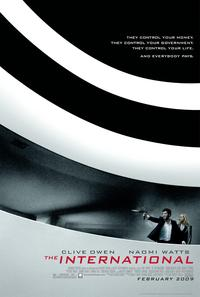 The International - 27 x 40 Movie Poster - Style A