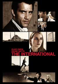 The International - 43 x 62 Movie Poster - Bus Shelter Style C