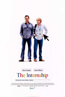 The Internship - DS 1 Sheet Movie Poster - Style A