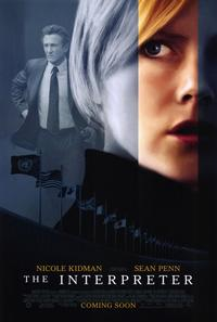 The Interpreter - 11 x 17 Movie Poster - Style A