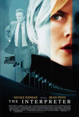 The Interpreter - 27 x 40 Movie Poster - Style B
