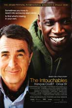 The Intouchables - DS 1 Sheet Movie Poster - Style A