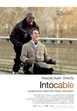 The Intouchables - 27 x 40 Movie Poster - Spanish Style A