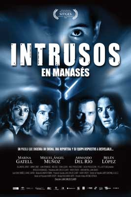 The Intruders - 11 x 17 Movie Poster - Spanish Style A