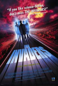 The Invaders - 11 x 17 Movie Poster - Style A