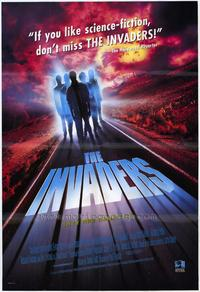 The Invaders - 27 x 40 Movie Poster - Style A