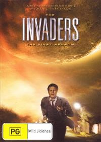 The Invaders (TV) - 11 x 17 TV Poster - Australian Style A