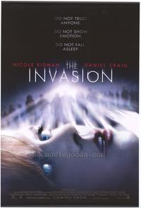 The Invasion - 43 x 62 Movie Poster - Bus Shelter Style B