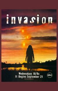 The Invasion (TV) - 11 x 17 TV Poster - Style A