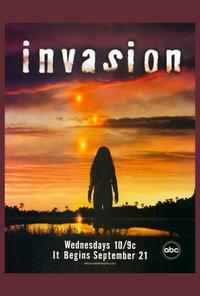 The Invasion (TV) - 27 x 40 TV Poster - Style A