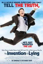 The Invention of Lying - 27 x 40 Movie Poster - UK Style A