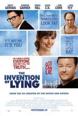 The Invention of Lying - 27 x 40 Movie Poster - Style A
