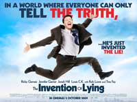 The Invention of Lying - 30 x 40 Movie Poster UK - Style A