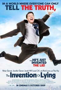 The Invention of Lying - 43 x 62 Movie Poster - UK Style A