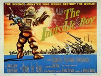 The Invisible Boy - 11 x 14 Movie Poster - Style A