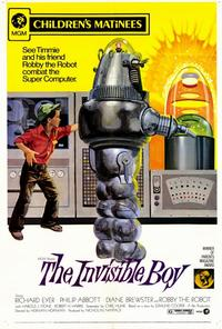 The Invisible Boy - 27 x 40 Movie Poster - Style A