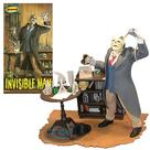 The Invisible Man - 1:8 Scale Model Kit