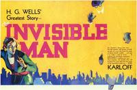 The Invisible Man - 11 x 17 Movie Poster - Style C