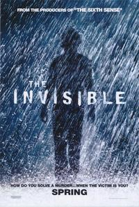 The Invisible - 43 x 62 Movie Poster - Bus Shelter Style B
