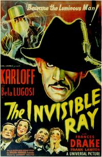 The Invisible Ray - 11 x 17 Movie Poster - Style A