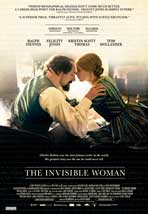 The Invisible Woman - 11 x 17 Movie Poster - Canadian Style A