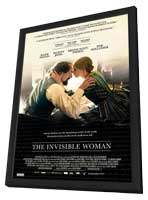 The Invisible Woman - 11 x 17 Movie Poster - Canadian Style A - in Deluxe Wood Frame