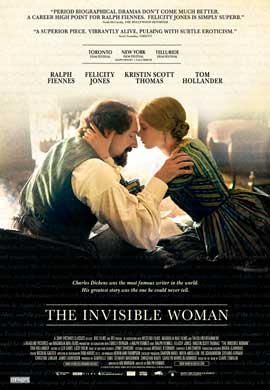 The Invisible Woman - 27 x 40 Movie Poster - Canadian Style A